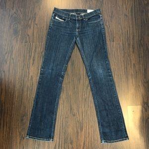 Diesel industry jeans women's size 27W 30L Liv